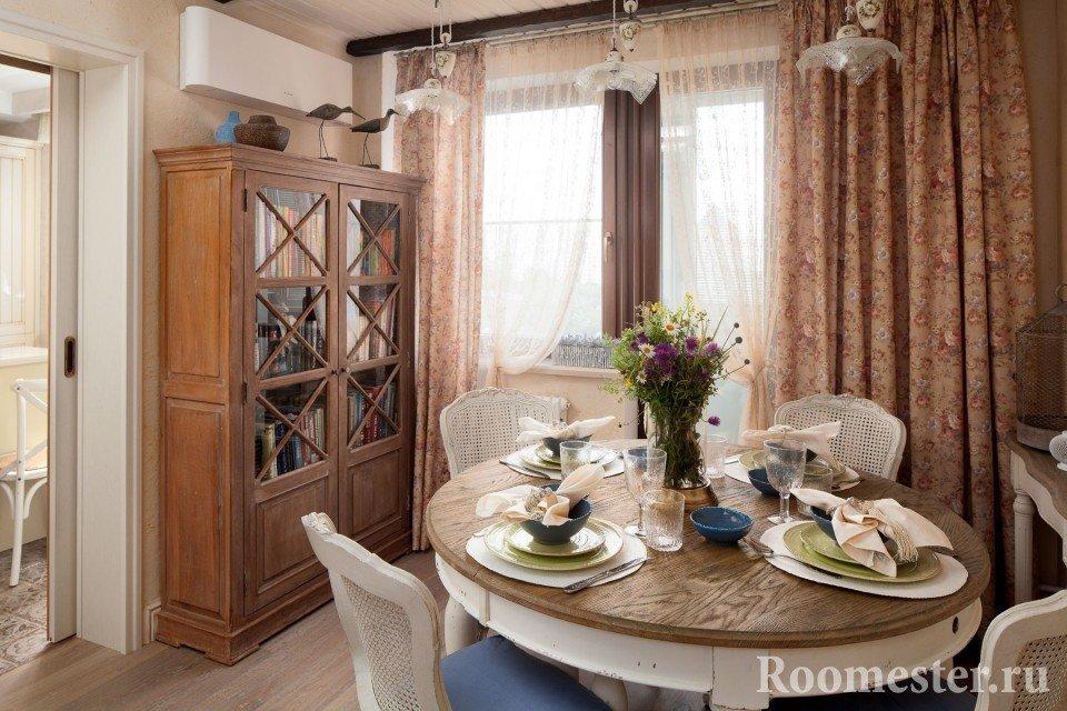 Мебель для стиля прованс