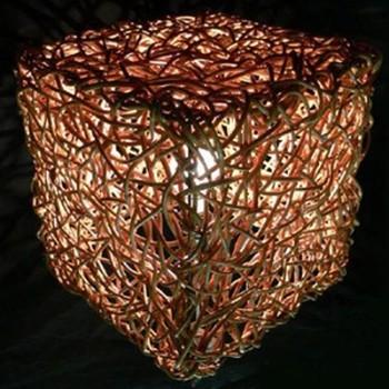 Мастер-класс: светильники и люстры из веток