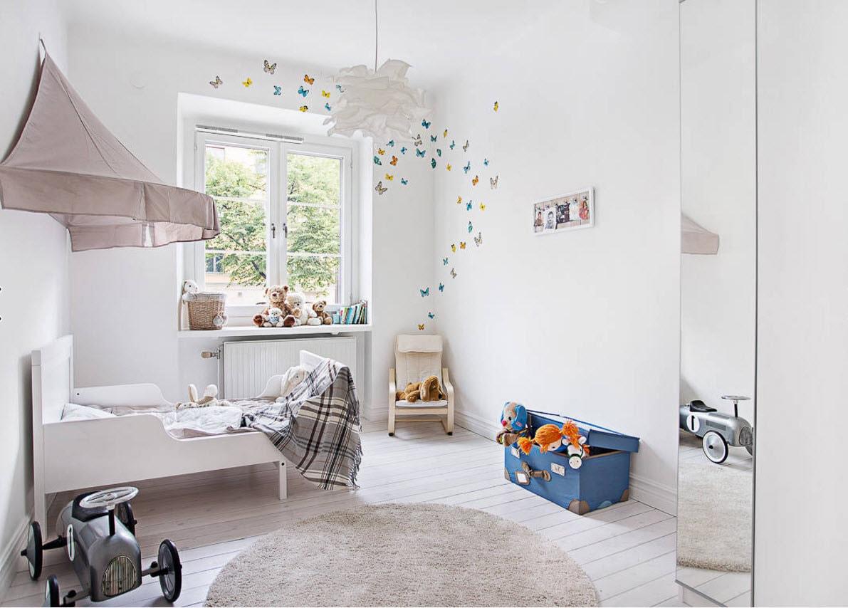 красивая спальня для мальчика дизайн