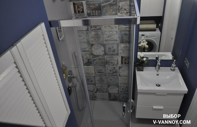 82 идеи из жизни, как оформить дизайн маленькой ванной комнаты (фото)