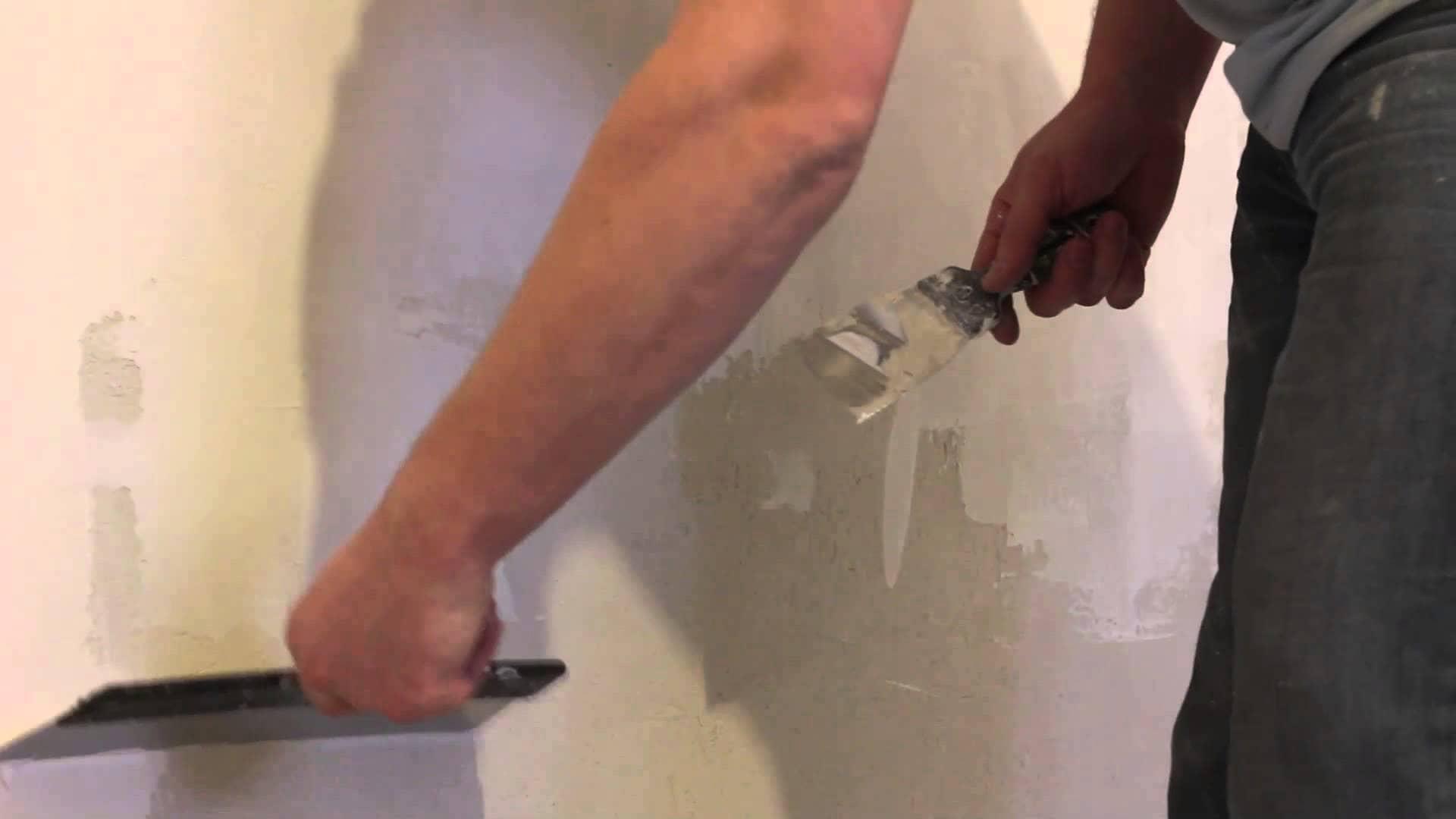 сколько сохнет шпаклевка на стенах