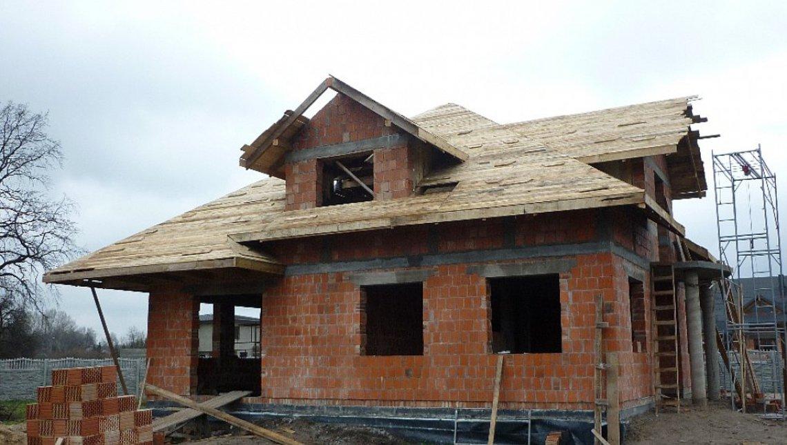 Строительство мансардной крыши