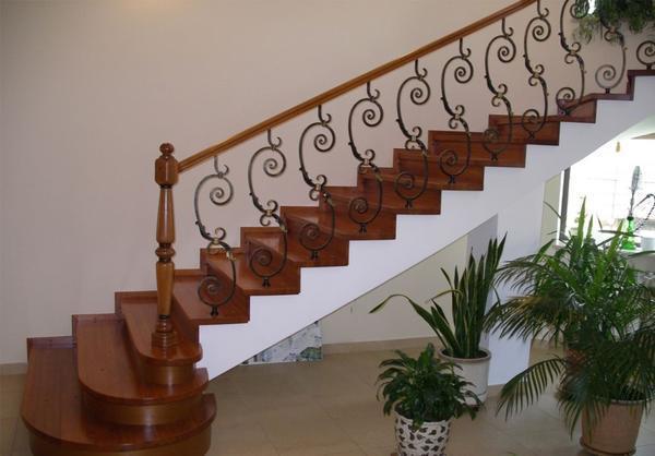Ширина ступени лестницы: норма