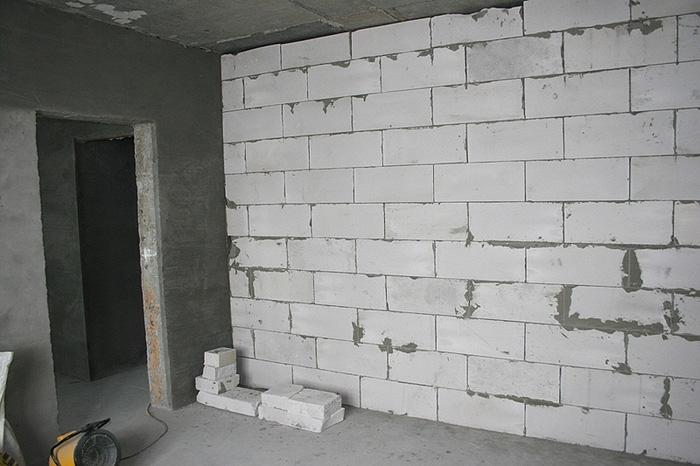 Блоки: пеноблоки и газобетон