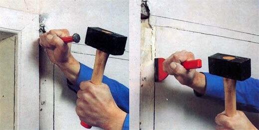 Фото прокладка проводки без инструмента