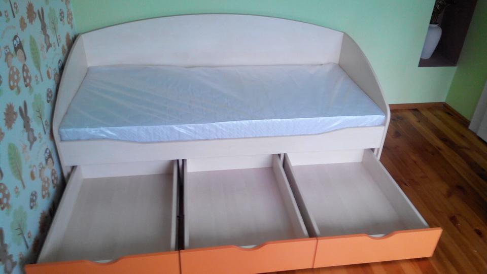 Сборка детской кровати. Фото 6