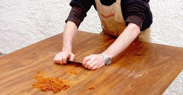 Процесс снятия покрытия: пошаговая инструкция
