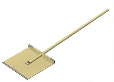 Деревянная лопата