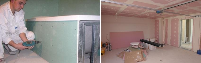 Особенности применения в помещениях