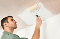 Как-белить-потолок