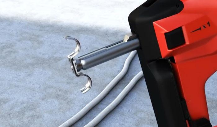 крепеж для кабеля Hilti X-FB и X-DFB