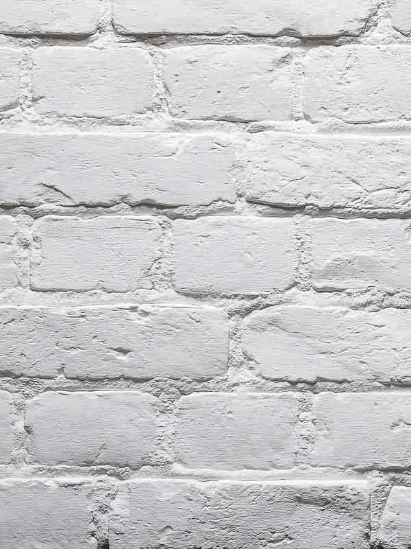 Белый кирпич в стиле Loft Ivory