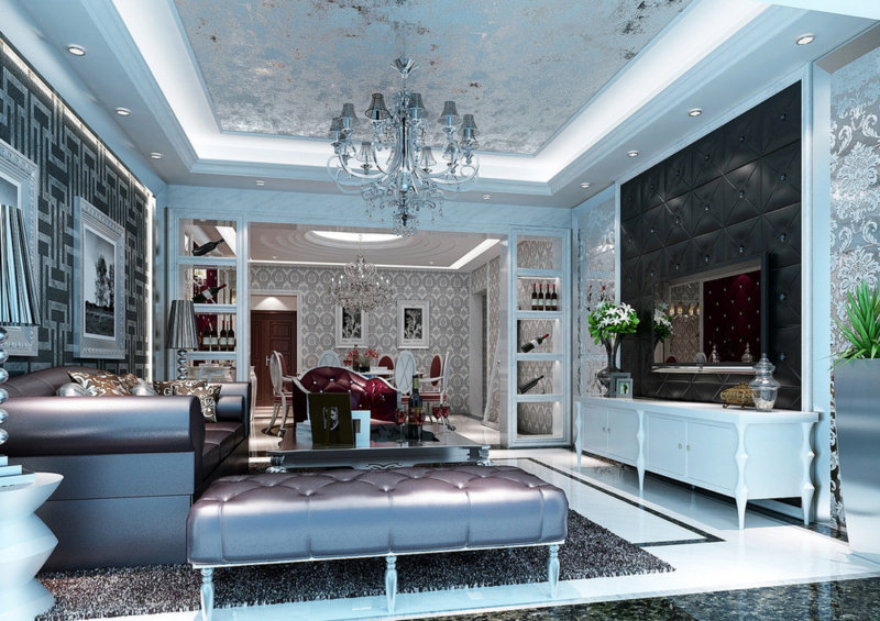 Интерьер зала в квартире: идеи грамотной комбинации (100 фото)