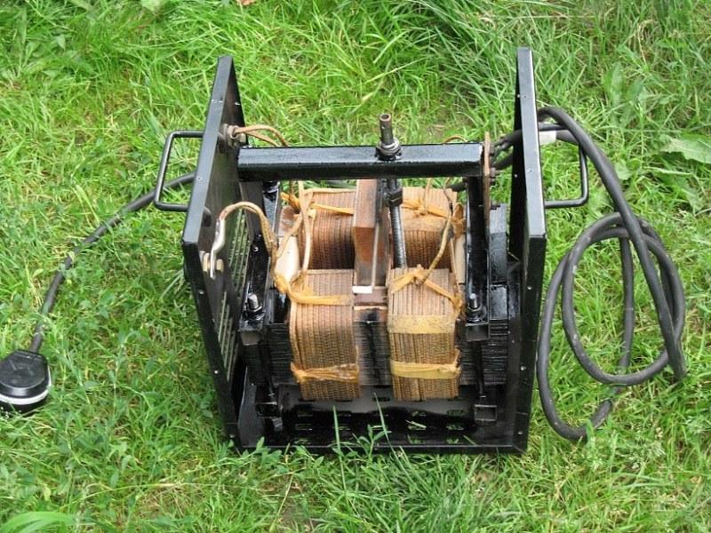 Рассказываем про устройство сварочного трансформатора