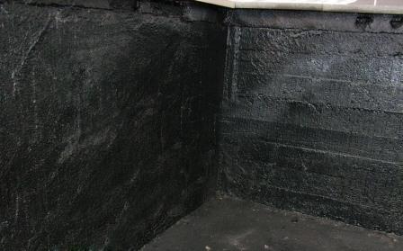 Качественная гидроизоляция стен и пола погреба