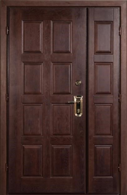 DZ-98 – лучшие двустворчатые металлические двери