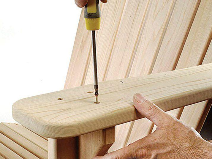 Процесс изготовления кресла своими руками: пошаговая инструкция
