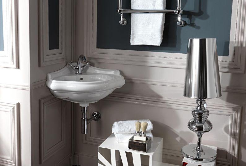 70 идей для дизайна маленькой ванной комнаты