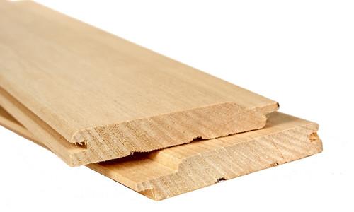 Вагонка  из сосновых пород дерева