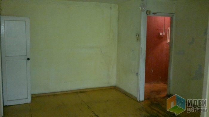Ремонт в хрущевке 2х комнатной фото до и после