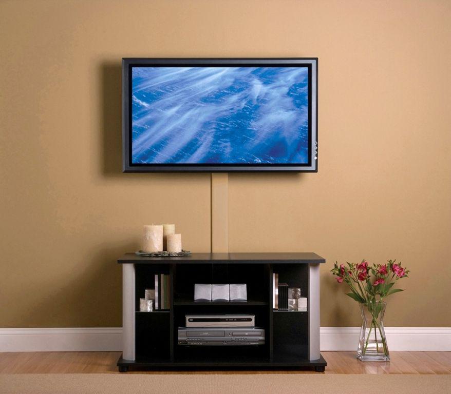 Фото 12 Как спрятать провода от телевизора на стене? Секреты, дизайнерские идеи и лайфхаки