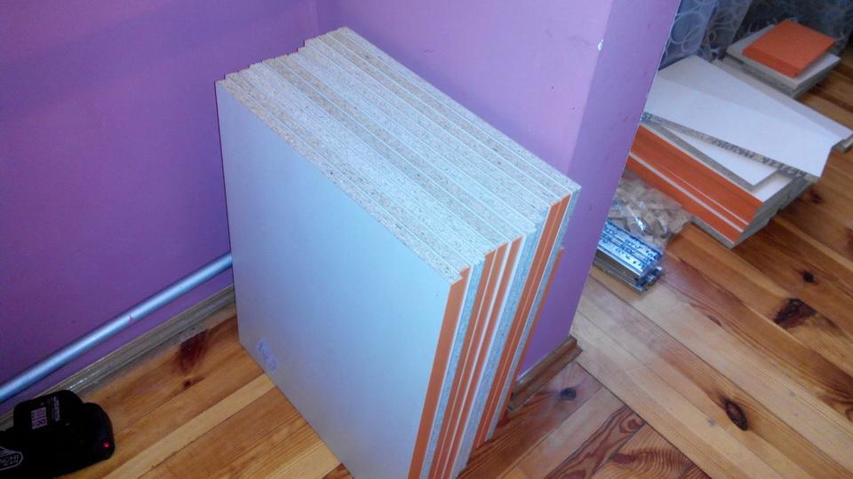 Материал для встроенного шкафа