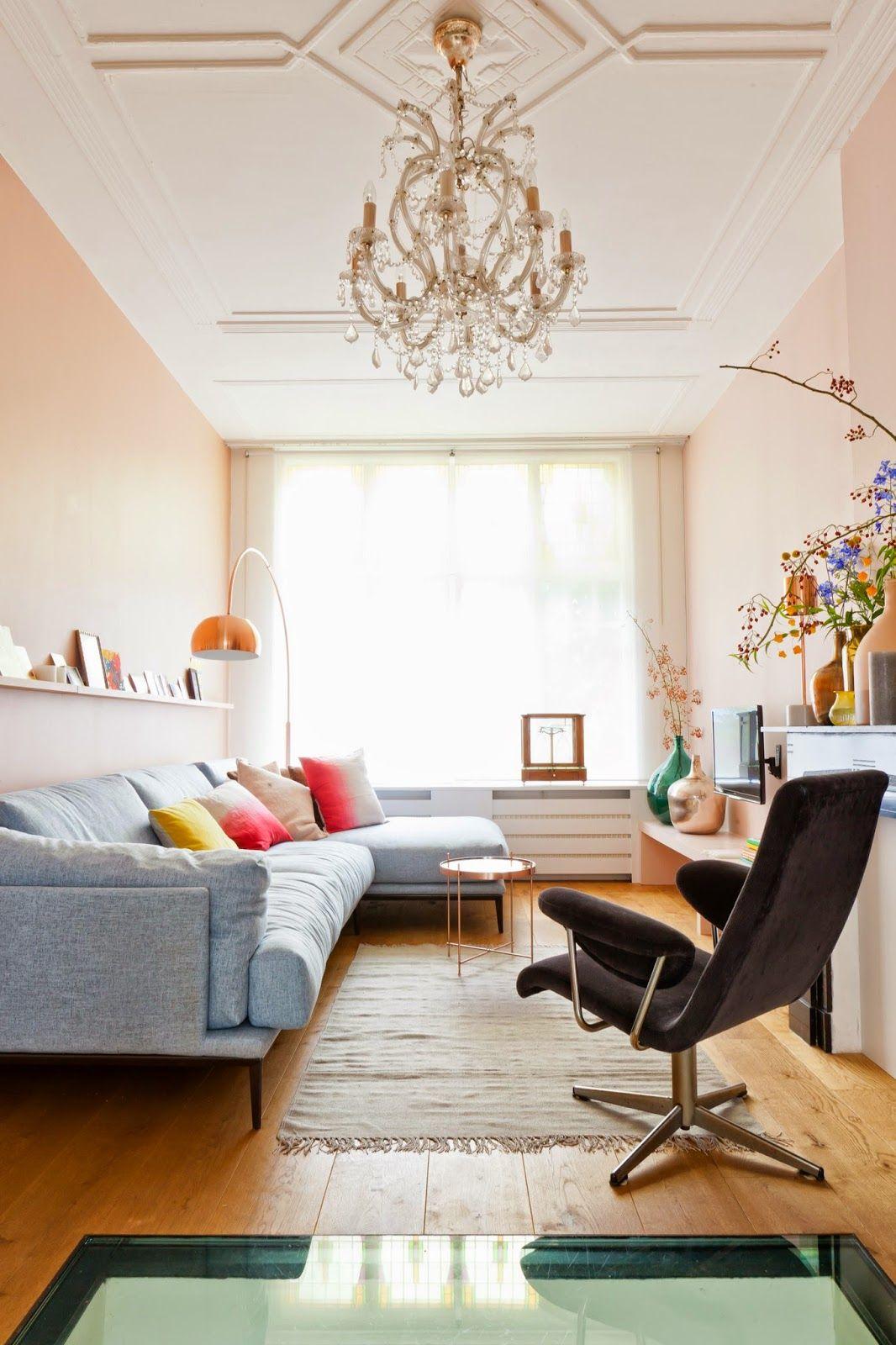 Основные правила оформления небольших комнат