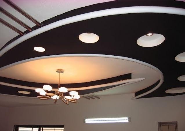 Гипсокартонные потолки своими руками
