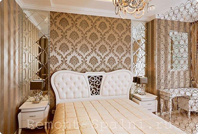 Выбираем обои в спальню: рекомендации от дизайнеров, нюансы покупки, фотогалерея