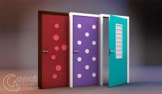 Какой цвет межкомнатных дверей выбрать