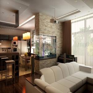 Как разделить пространство в квартире