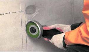 особенности выполнения штробления стен