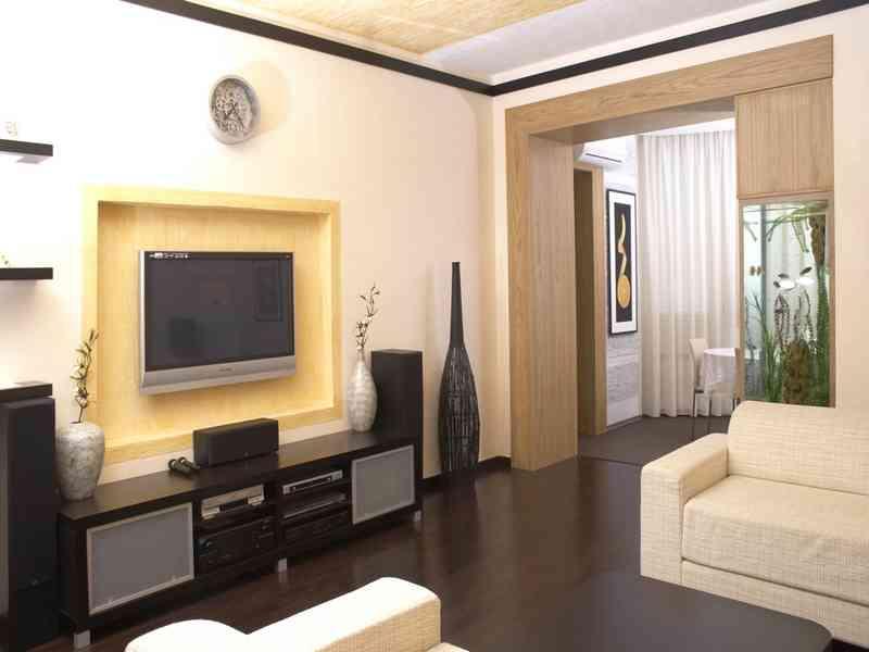 Дизайн зала: идеи интерьера в квартире