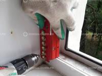 Поворотно-откидной механизм для окна