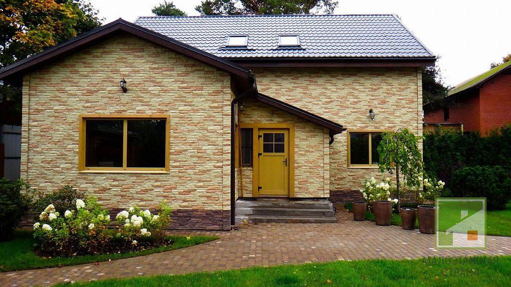 Отделка каркасного дома: нюансы и выбор материала