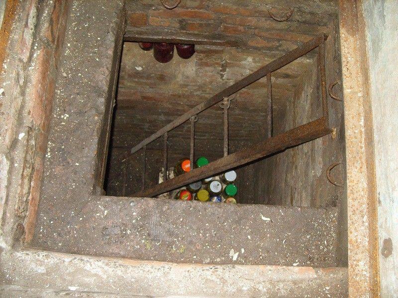 Строительство погреба под гаражом