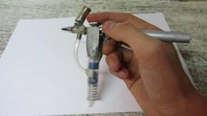 Как сделать миникраскопульт