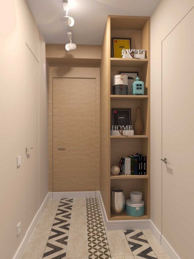 Оформление маленькой прихожей в квартире 2019 + 90 реальных фото