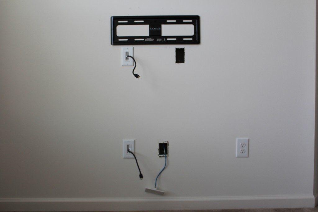 5 лучших способов скрыть провода от телевизора – советы мастера