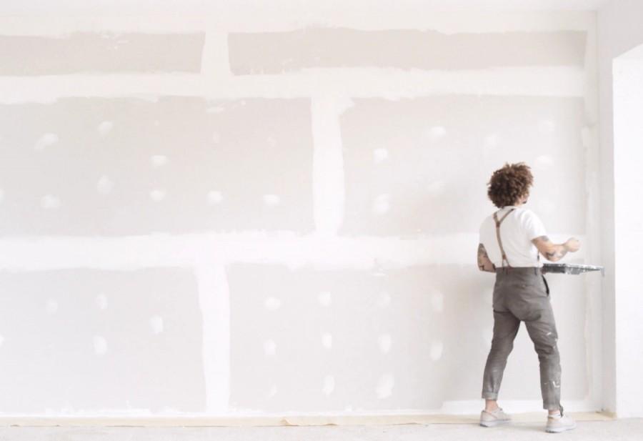 Перегородки из гипсокартона — особенности конструкции и правила установки своими руками (115 фото)