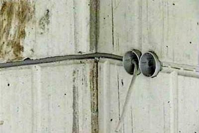 Правильное штробление стен под проводку без пыли