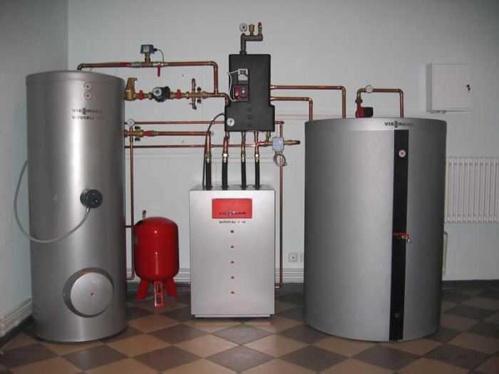 Рассчитать потребление газа на отопление дома можно по проектной мощности котла