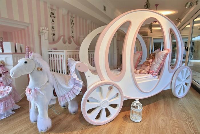 тематическая комната принцессы