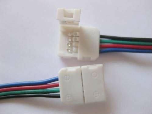 Коннекторы для соединения светодиодной ленты