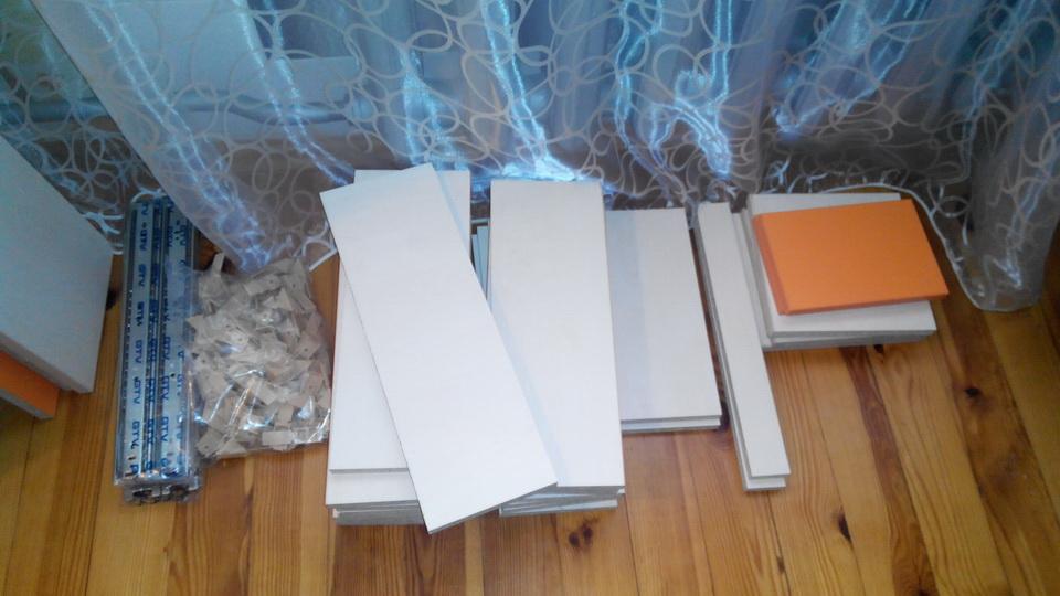 Материал для сборки корпусной мебели