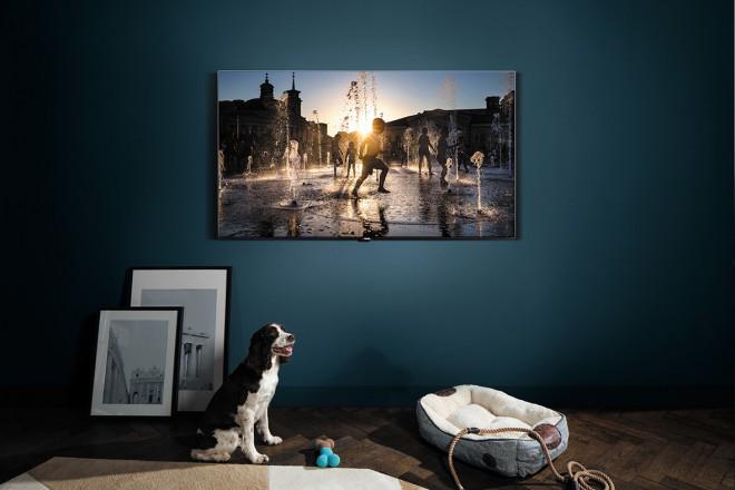 Фото 19 Как спрятать провода от телевизора на стене? Секреты, дизайнерские идеи и лайфхаки