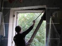 Быстрый и чистый демонтаж оконных конструкций