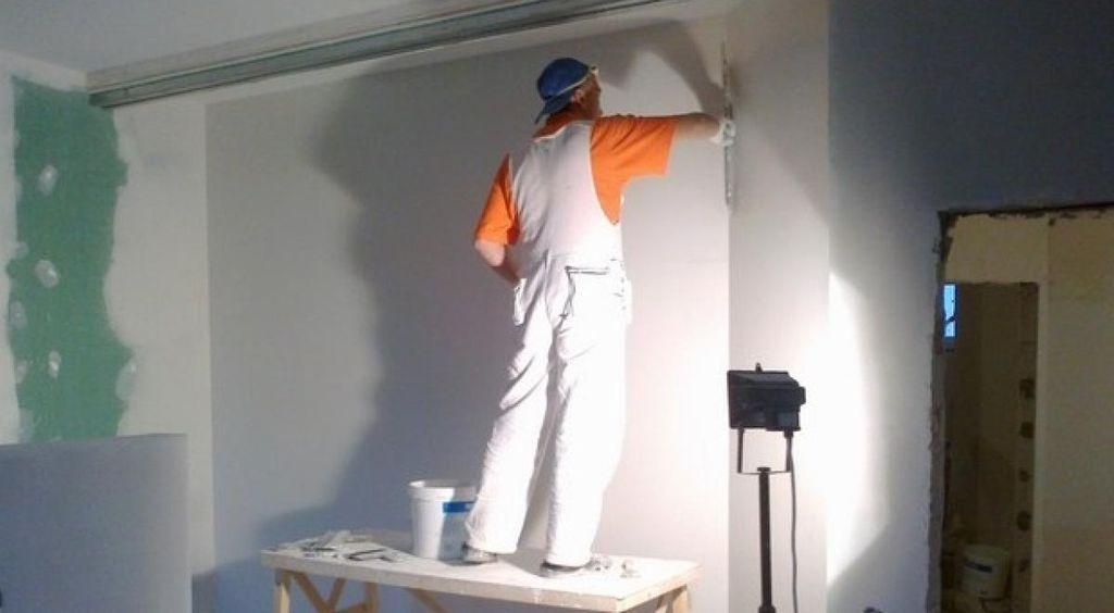 стена отделка