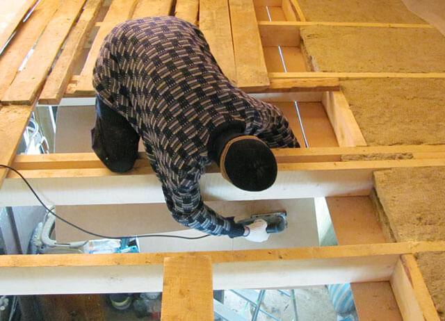 какая пароизоляция лучше для потолка