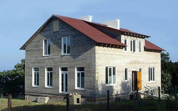 Дом, построенный по ТИСЭ